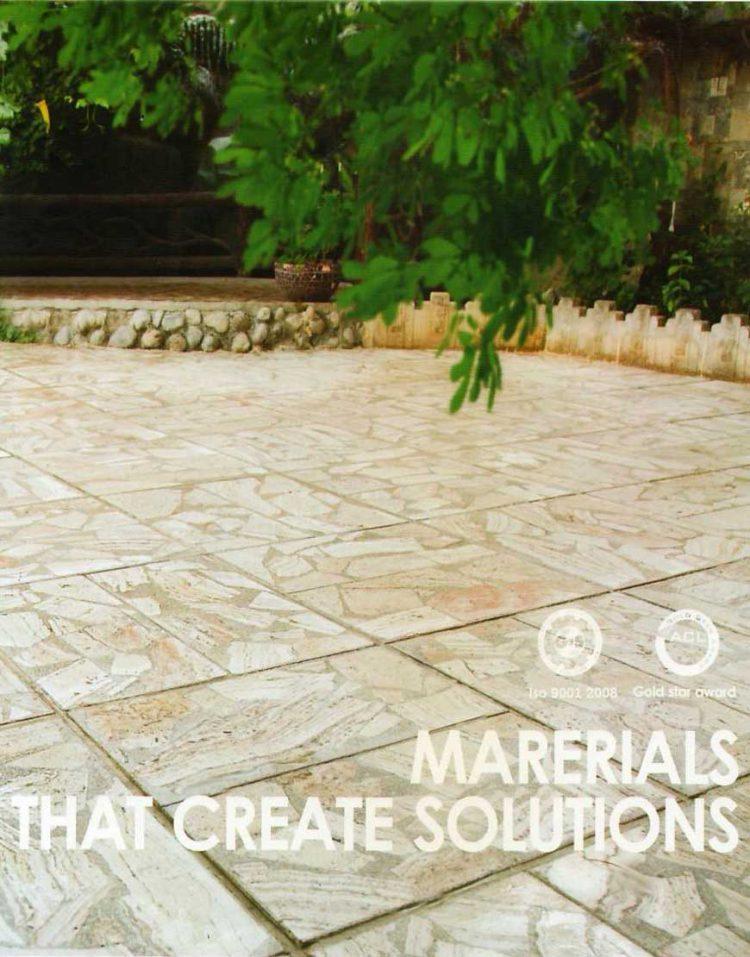ghasre mosaic washstone 2 750x957 - واش استون قصر موزاییک