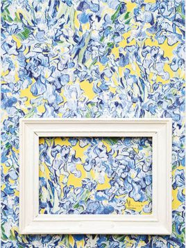 wallpaper roya van gogh 15 268x358 - کاغذ دیواری رویا طرح f ون گوک