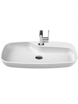 Cerastyle Drop In Sinks Nova model 2 268x358 - کاسه روشویی مدل نوا
