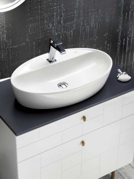 Cerastyle-Drop-In-Sinks-One-model-ellipse-with-faucet-hole-1