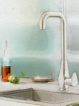 Kelar Bathroom Faucets Set Briliant Series 2 268x358 - ست شیرآلات مدل برلیان