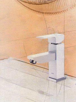 Kelar Bathroom Faucets Set Flat Series2 268x358 - ست شیرآلات مدل فلت