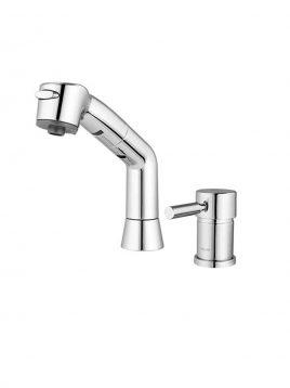 Kelar Bathtub Faucets Model Jouybar2 268x358 - ست شیر وان مدل جویبار دو تیکه