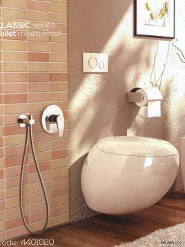 شیر توالت توکار کلار مدل فلور سری کلاسیک