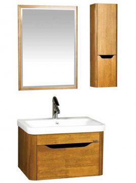 Lotus Bathroom vanities Mango700 model1 268x358 - ست کابینت روشویی لوتوس و آینه مدل مانگو۷۰۰