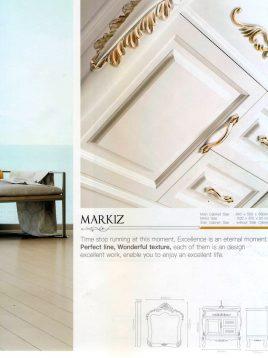 Lotus Bathroom vanities Markiz Classic model2 268x358 - ست روشویی کابینت و آینه حمام کلاسیک مدل مارکیز کلاسیک
