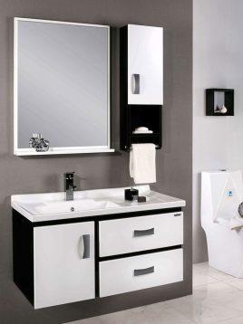 Lotus-Bathroom-vanities-PV901-model1
