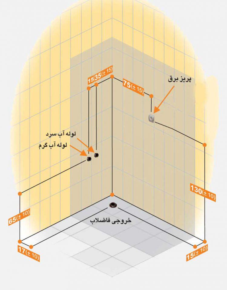 Persianstandard Enclosures Stalls Banita2 750x957 - کابین سونا بنیتا