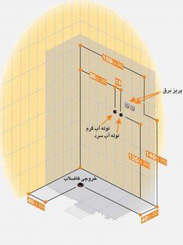 Persianstandard Enclosures Stalls Pansis2 268x358 - کابین سونا پانسیس