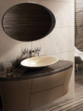 Samsangan Bathroom vanities Cortina model1 268x358 - روشویی کابینت دار لوکس مدل کورتنا