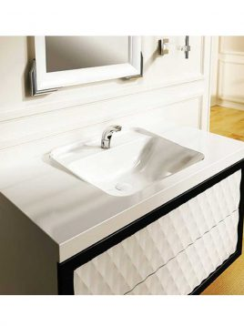 Samsangan Bathroom vanities Venere model2 268x358 - روشویی لوکس مدل ونیر