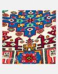 قالیچه دستبافت قشقایی جدید دکو فرش