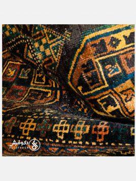 قالیچه دستباف نفیس بلوچی دکو فرش
