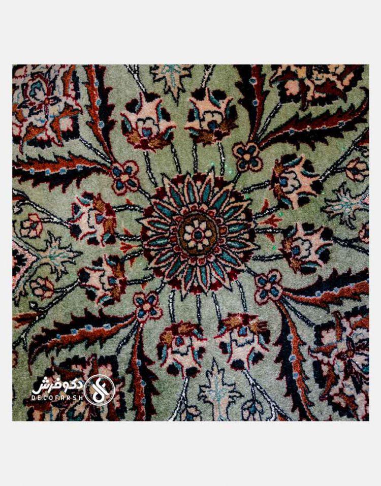 قالی ۹ متری دستباف دکو فرش