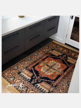 قالیچه نوبافت دستی دکو فرش