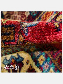 قالیچه بلوچی نقشه قفقازی دکو فرش