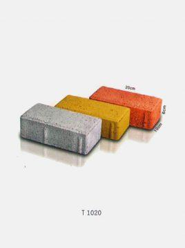 ghasre mosaic concrete tile 10 20 268x358 - تایل بتنی ۱۰ در ۲۰ قصر موزاییک