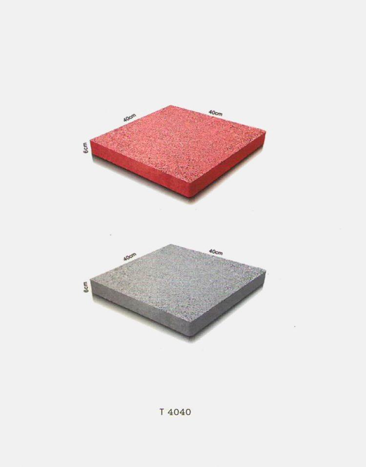 ghasre mosaic concrete tile 40 40 750x957 - تایل بتنی ۴۰ در ۴۰ قصر موزاییک