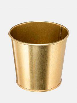 ikea model daldal golden vases 3 268x358 - گلدان طلایی ایکیا مدل دی دی