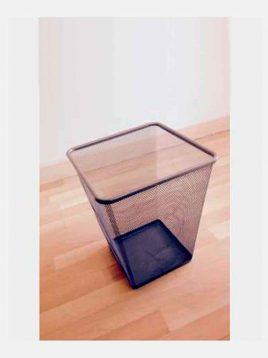 ikea model dokument gray metal bucket 1 268x358 - سبد فلزی ایکیا مدل داکیومنت