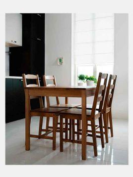 ikea model jokkmokk pin wood chairtable 1 268x358 - میز و صندلی چوب کاج ایکیا مدل جوکموک