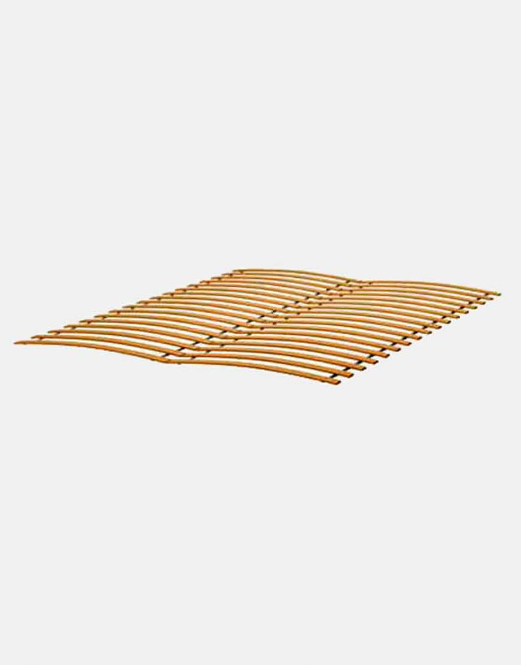 ikea model neiden wooden Simple bed 4 750x957 - تخت خواب ساده چوبی ایکیا مدل نیدن