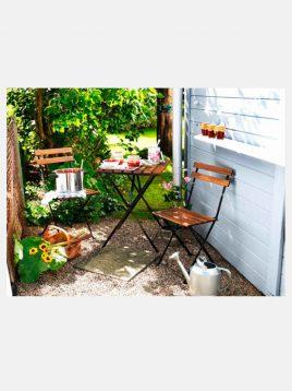 ikea model tarno woodenmetallic chairtable 1 268x358 - میز و صندلی چوبی فلزی ایکیا مدل تارنو