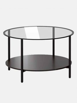 ikea-twofloor-round-coffee-tabels