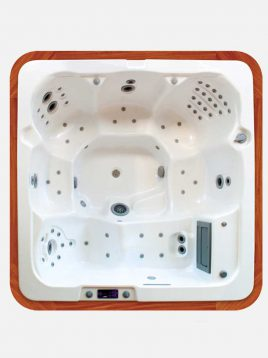 persianstandard Air Bathtubs Degas2 268x358 - جکوزی مدل دگاس