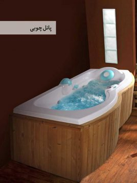 persianstandard Air Bathtubs Elba2 268x358 - جکوزی مدل البا