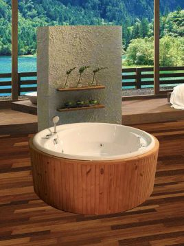 persianstandard Air Bathtubs Kenziya2 268x358 - جکوزی مدل کنزیا