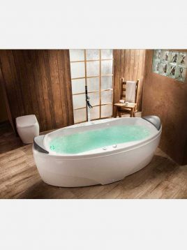 persianstandard Air Bathtubs Parmis2 268x358 - جکوزی مدل پارمیس