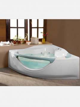 persianstandard Air Bathtubs Prancec1 268x358 - جکوزی مدل پرنسس