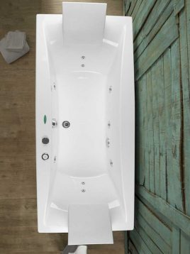 persianstandard Air Bathtubs Ramana2 268x358 - جکوزی مدل رامانا