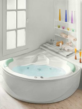 persianstandard Air Bathtubs Sharis1 268x358 - جکوزی مدل شاریس