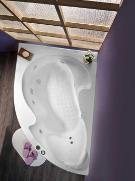 persianstandard Air Bathtubs Silviya2 268x358 - جکوزی مدل سیلویا