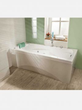 persianstandard Air Bathtubs Verona1 268x358 - جکوزی مدل ورونا