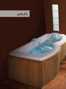 persianstandard Bathtub Elba2 268x358 - وان مدل البا