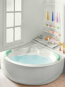 persianstandard Bathtub sharis1 268x358 - وان مدل شاریس
