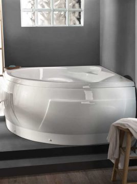 persianstandard Bathtub viyola1 268x358 - وان مدل ویولا