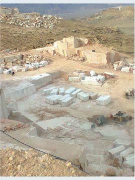 سنگ مرمریت بی موج رویال یزد