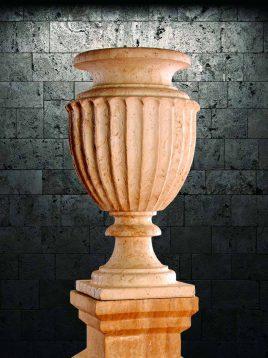 گلدان سنگی آژیانه کد شش