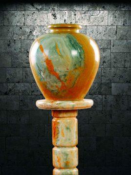 گلدان سنگی آژیانه کد هفت