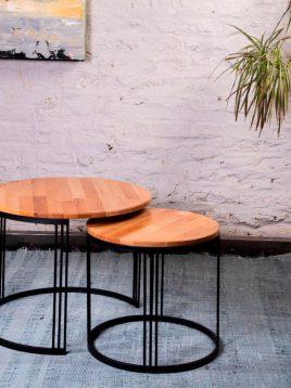 sunhome coffee table codw0055 1 268x358 - میز جلو مبلی مدل W0055