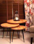 sunhome endside table 118x150 - میز عسلی سان هوم