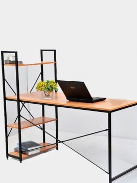 sunhome portable desk 1 268x358 - میز تحریر سان هوم