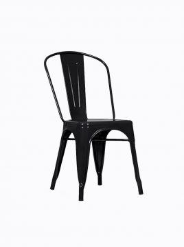 صندلی فلزی ناهارخوری تولیکسA