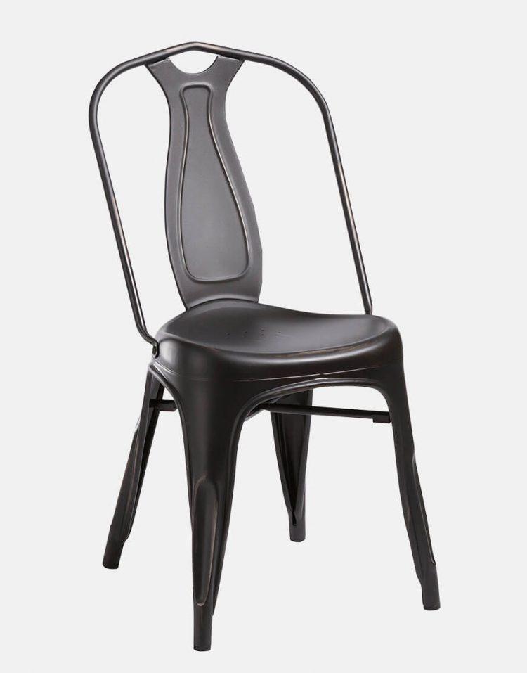 صندلی فلزی تولیکس وودوهوم کد VC3536