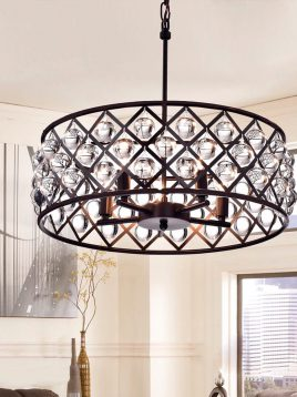 Drum-Chandeliers-voodoohome-model-VL2138-1