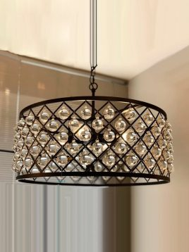 Drum Chandeliers voodoohome model VL2138 2 268x358 - لوستر دروم وودوهوم مدل VL 2138